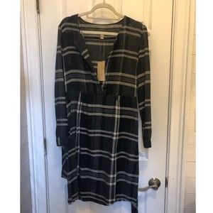 Burberry Brit dark grey dress
